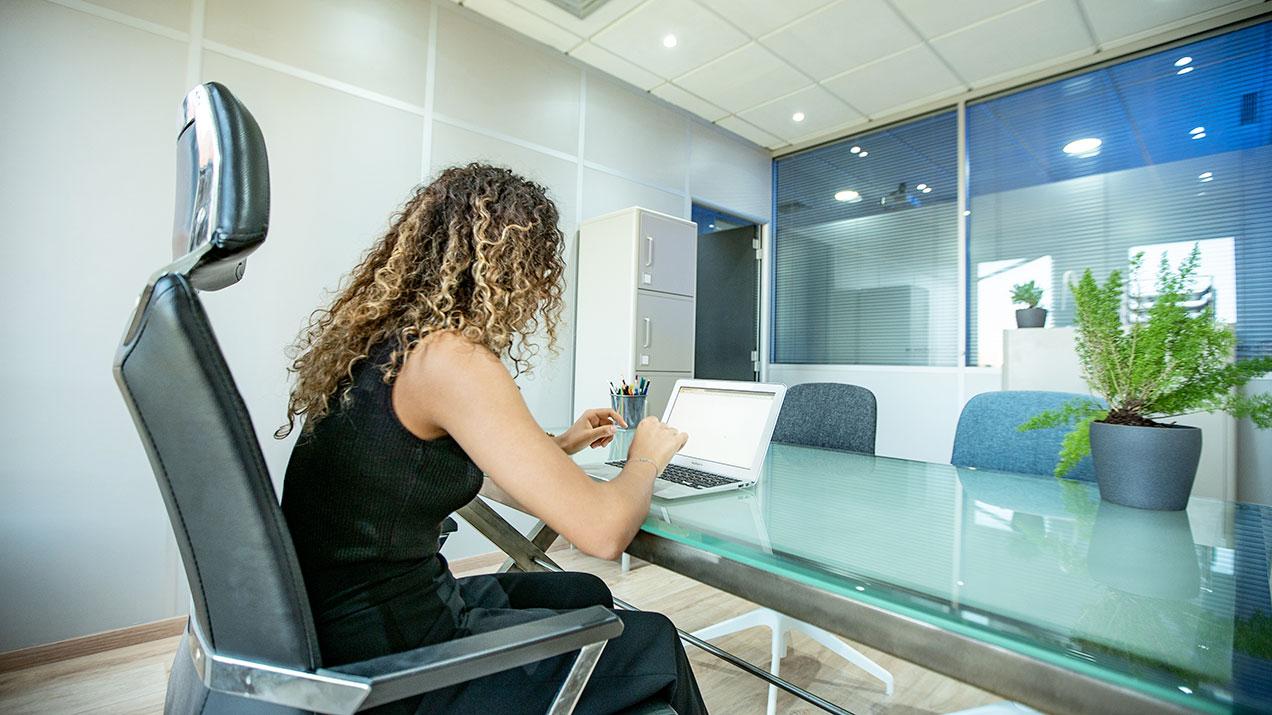 bureau prive pour location clef en main au marrakech plaza business center